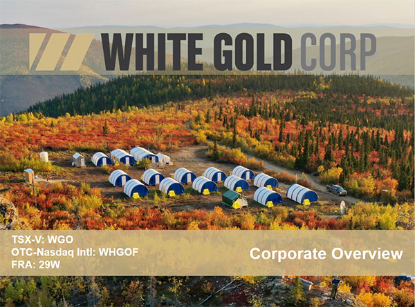 White Gold Corp. Presentation Slides